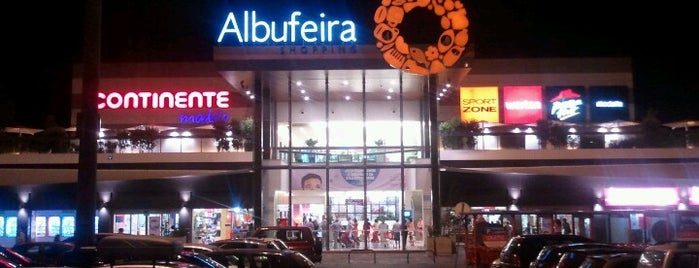 Albufeira Shopping is one of Sonae Sierra Shopping Centers.