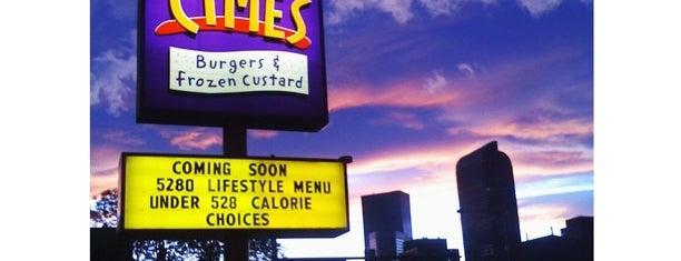 Good Times Burgers & Frozen Custard is one of Denver.