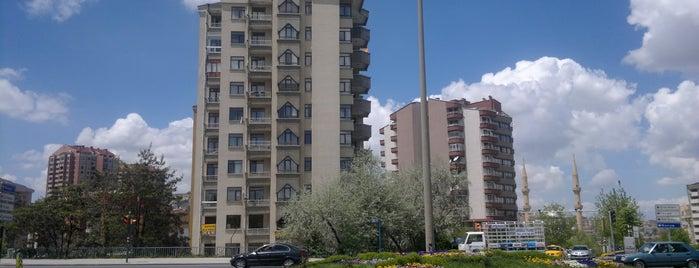Borsem Emlak Oran Temsilciliği is one of Real Estate Agency'in Beğendiği Mekanlar.