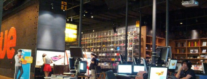 True Branding Shop is one of My Favorite Coffee Shops.