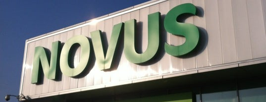 NOVUS is one of Locais curtidos por Алена.