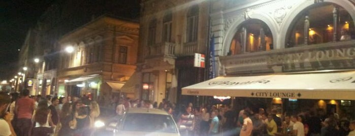City Pub is one of Saraybosna.