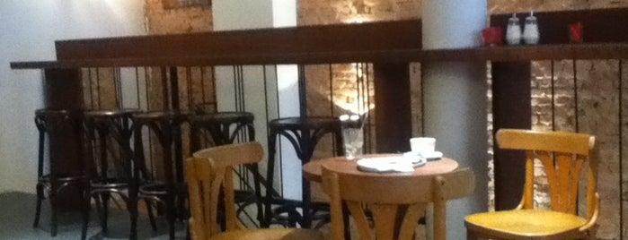OR Coffee Bar is one of Belgium Coffeebars.