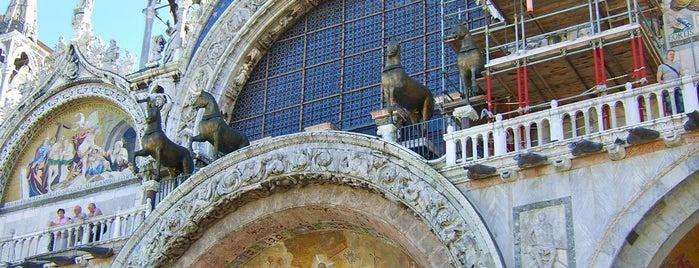 Basilica di San Marco is one of visit again.