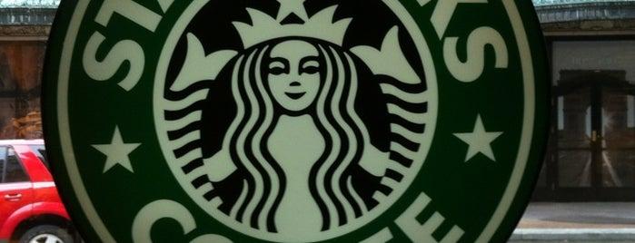 Starbucks is one of Tempat yang Disukai Jackie.