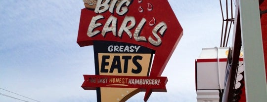 Big Earl's Greasy Eats is one of Eats.