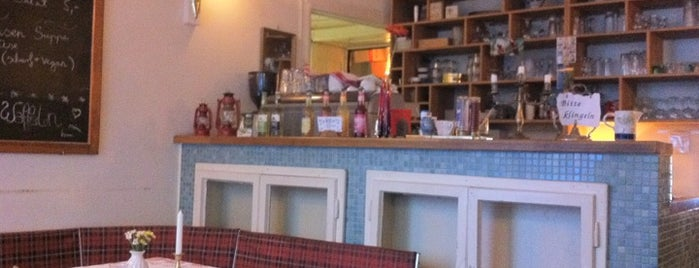 kaufbar is one of Berlin Restaurants and Cafés.