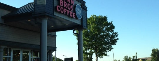 Dunn Bros Coffee is one of CoMO favorites.
