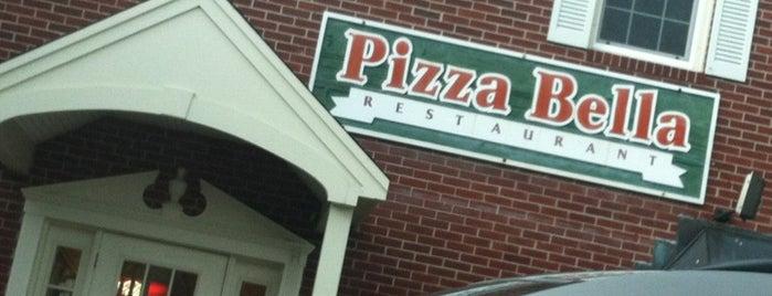 Pizza Bella is one of Orte, die Electra gefallen.
