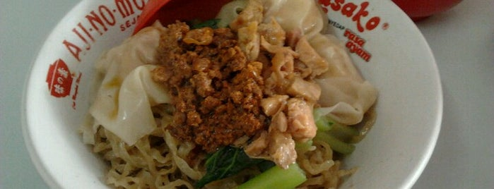 Bakmi Akwet is one of Great Places.