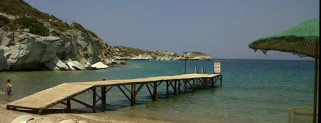 Sazlıca Plajı is one of New.