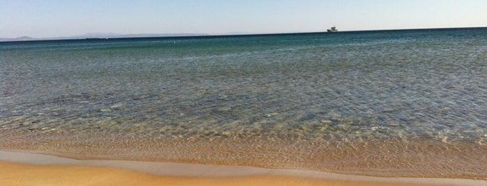 Habbele Plajı is one of Bizzat gezip,gördüm :).