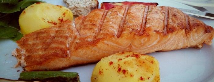 Balık Pişiricisi Veli Usta is one of SEVEN ART ACADEMY.