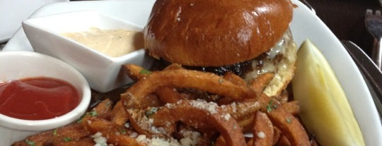 Bull & Bear is one of chicago food.