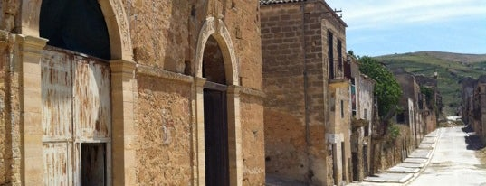 Ruderi Di Poggioreale is one of SICILIA - ITALY.