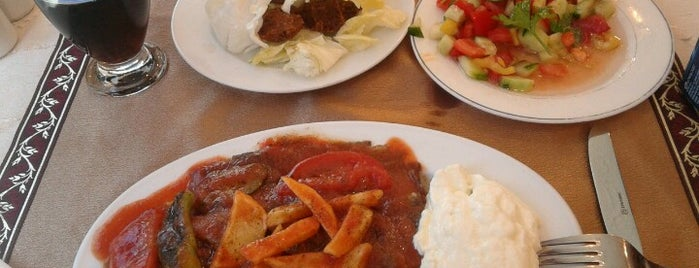 Valibey Kebap & Künefe is one of Posti salvati di Erkan Uğur.