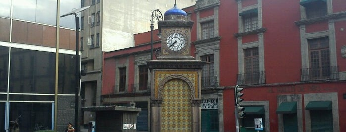 Reloj Otomano is one of Tempat yang Disukai Rodrigo.