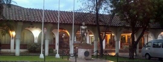 Plaza de Armas Talagante is one of Talagante.