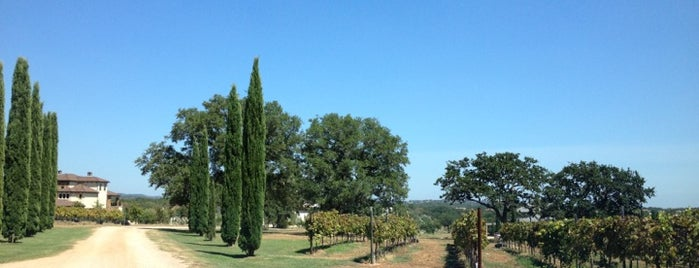 Stone House Vineyard is one of ATX - Drinks.