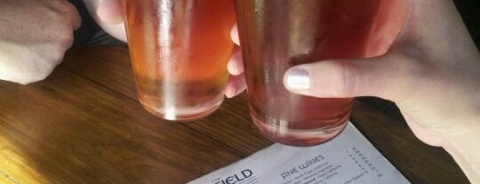 The Field Irish Pub & Eatery is one of Happy Hour #VisitUS.