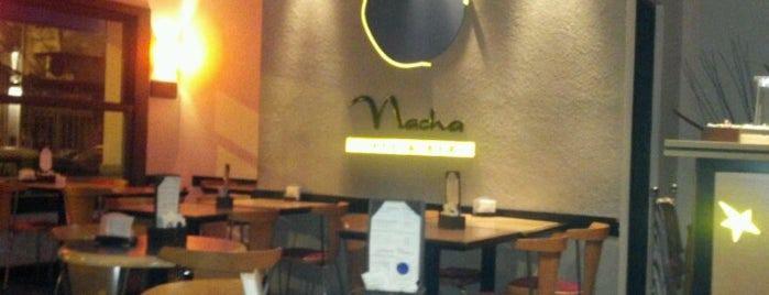 Nacha is one of BA Cafeterías.