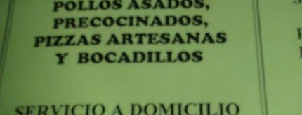 Don Pollo is one of Donde Comer en Rute.