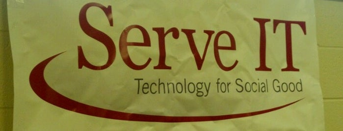 SOIC Serve IT Clinic is one of Jared's Liked Places.