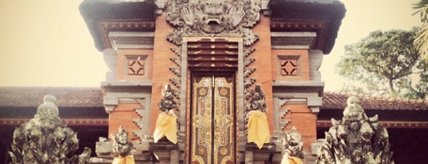 Taman Werdhi Budaya Art Center is one of DENPASAR - BALI.