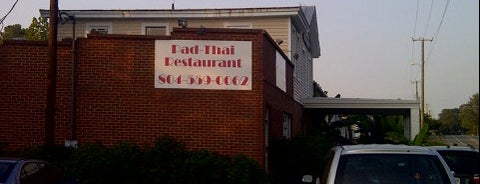 Pad Thai Restaurant is one of Hidden Food Treasures in RVA.