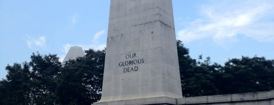 The Cenotaph (War Memorial Monument) is one of Guide to Singapore's best spots.