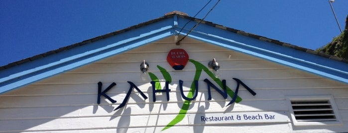 Kahuna is one of Cornwall.
