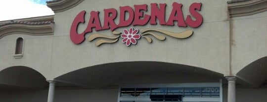 Cardenas Markets is one of Lugares favoritos de Jorge.