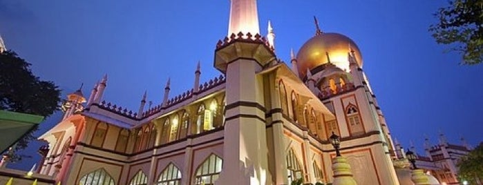 Masjid Sultan (Mosque) is one of Сингапур.