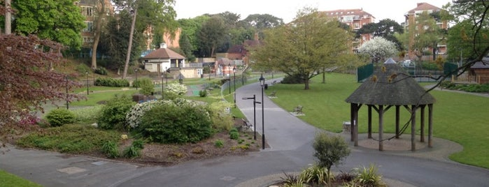 Boscombe Chine Gardens is one of Bournemouth Places To Visit.