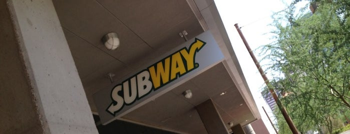 Subway is one of Places in Phoenix Az.