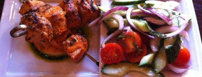 Marigold Indian Restaurant is one of Tempat yang Disimpan Samantha.