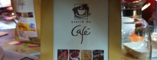 Oscar Café is one of Work spots in SP.