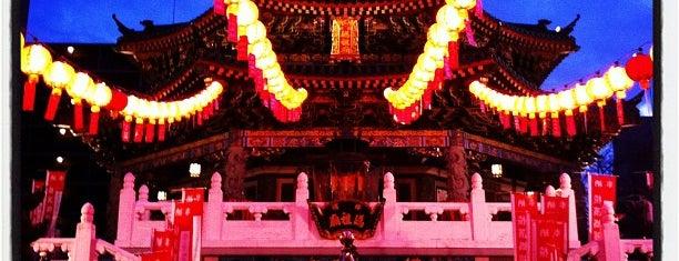 横濱媽祖廟 is one of 寺社仏閣.