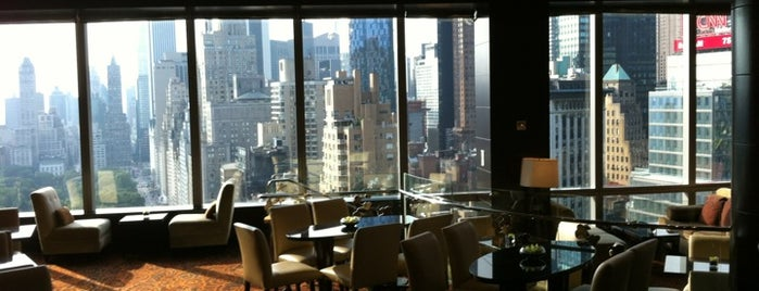 Mandarin Oriental is one of Brunch Lincoln Center / UWS.