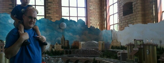 Twin City Model Railroad Museum is one of Fun with Kids in Twin Cities.