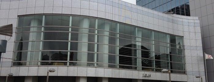 川口総合文化センター リリア is one of 神輿で訪れた場所-1.