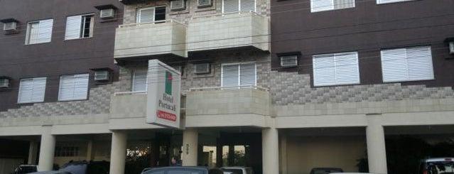 Hotel Portucali is one of Locais curtidos por Romulo.
