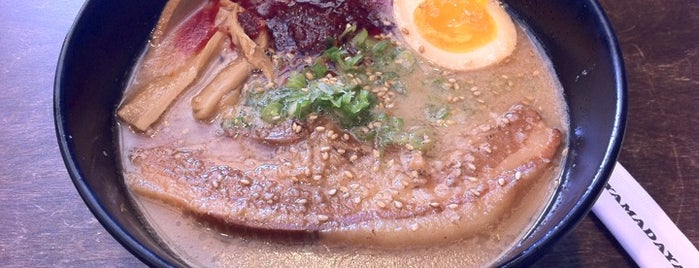 Ramen Yamadaya is one of Worth the Visit!.