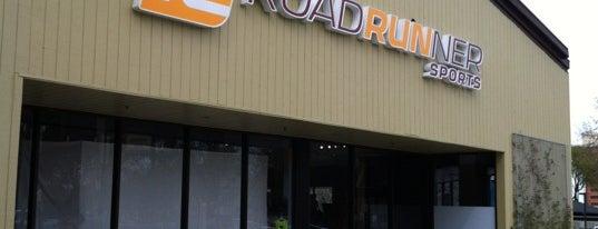 Road Runner Sports is one of George'nin Beğendiği Mekanlar.