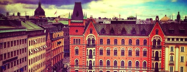 Norrmalmstorg is one of Hip to Be Square!.