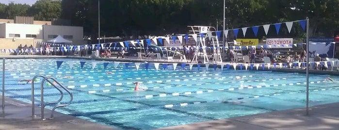 Culver City Municipal Pool is one of Lieux qui ont plu à Emily.