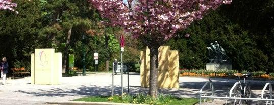 Kongresspark is one of Locais curtidos por Montréal.