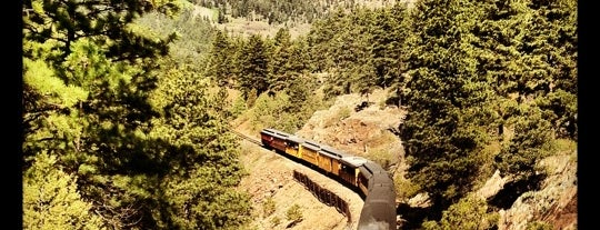 Durango & Silverton Narrow Gauge Railroad & Museum is one of 101 Places to Take Your Family in the U.S..