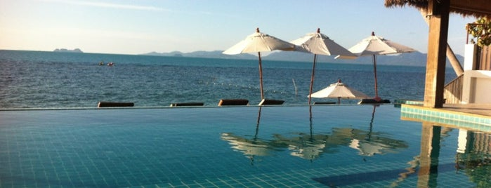 Mimosa Resort & Spa is one of Koh Samui's Delights.