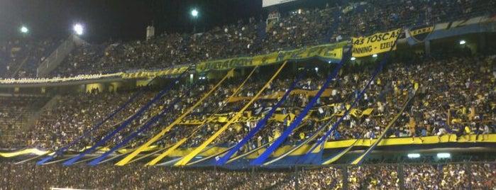 "Estadio Alberto J. Armando ""La Bombonera"" (Club Atlético Boca Juniors) is one of Best Stadiums."